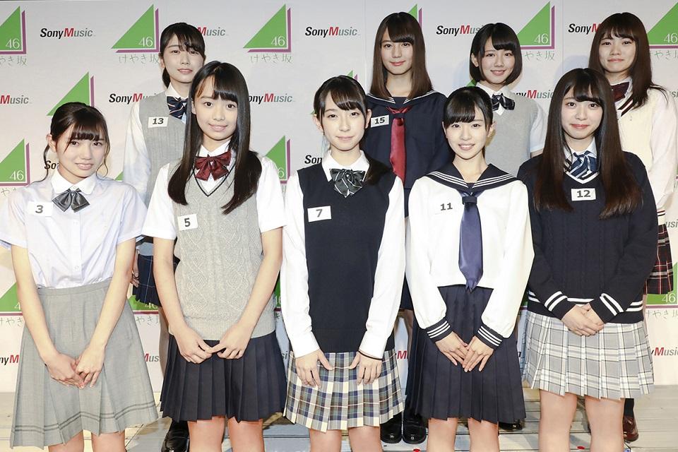 欅坂46の集合写真87